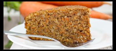 Queque de zanahoria, quinoa y miel
