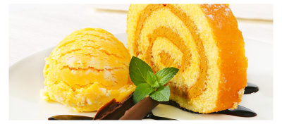 Rolls de mango